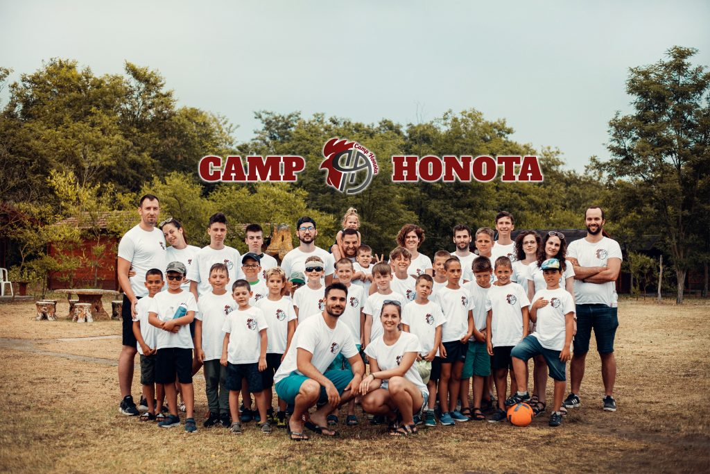 Camp Honota nyári tábor
